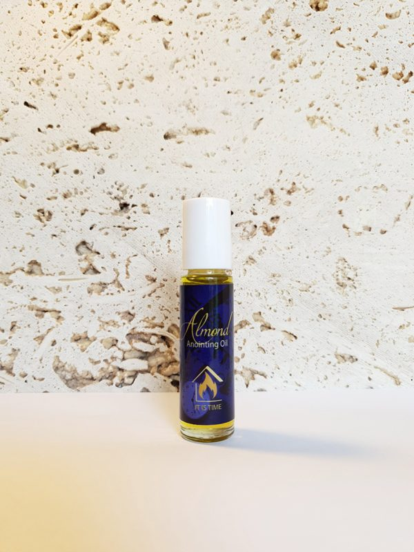 Almond Anointing Oil 10ml