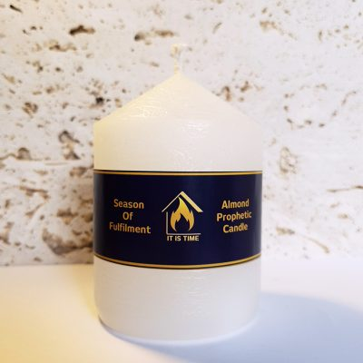 Almond Prophetic Candle